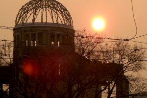 Nhà mái vòm bom nguyên tử