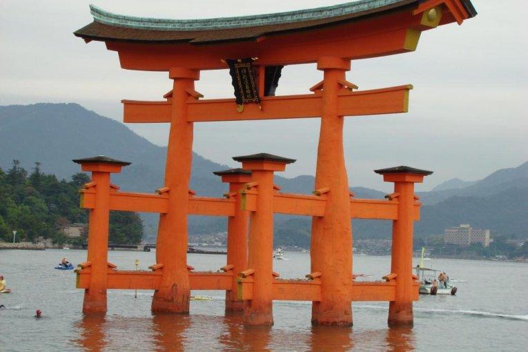 Miyajima, l'Île Sanctuaire