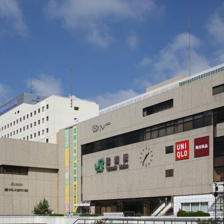 Станция Такасаки