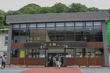 Minakami Station