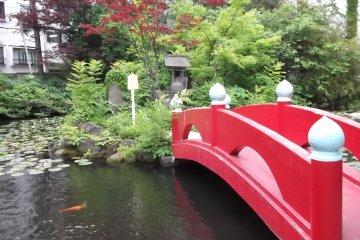 Đền Utou-jinja ở Aomori