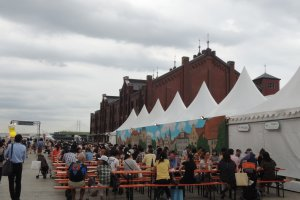 Oktoberfest at the Red Brick Warehouse