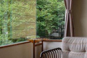 Ngắm nhìn thảm xanh ngọt ngào ngay trước cửa sổ phòng bạn