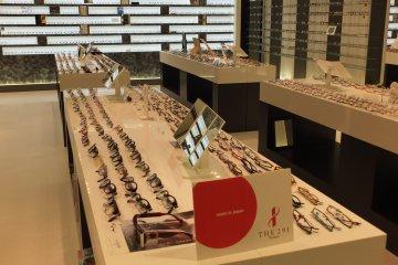 1F shop features hundreds of Sabae brands