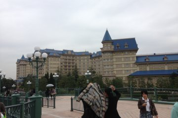 Disney Land Resort, book yourself a room and come home to a world of magic