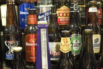 Всемирный музей пива в Йокогаме