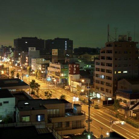 """""""Khung cảnh trên đỉnh"""" của Kamata trước giờ đi ngủ"""
