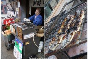 【京都】祢ざめ家。鰻魚飯