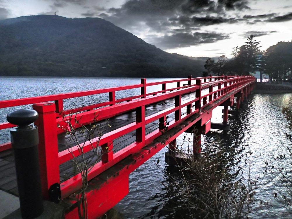 Bridge to the Temple