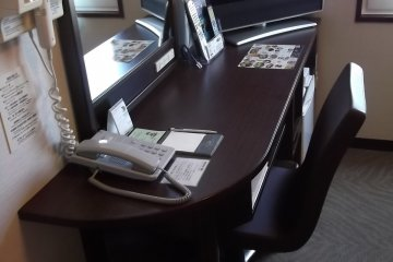 <p>My desk</p>