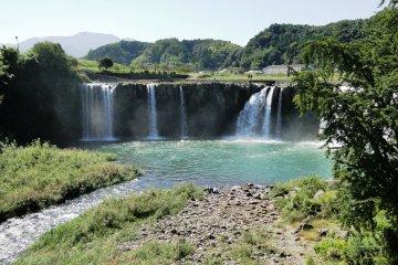 Водопад Харадзири