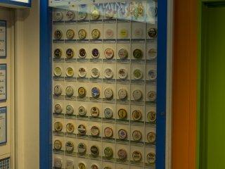 Здесь представлены всевозможные виды мороженного