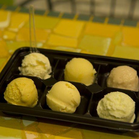 Namja Town's Ice Cream Parlour
