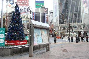 Hachiko Square