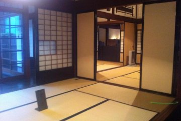 historical tatami rooms
