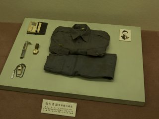 This uniform is from the the 41st year of Showa (1968)