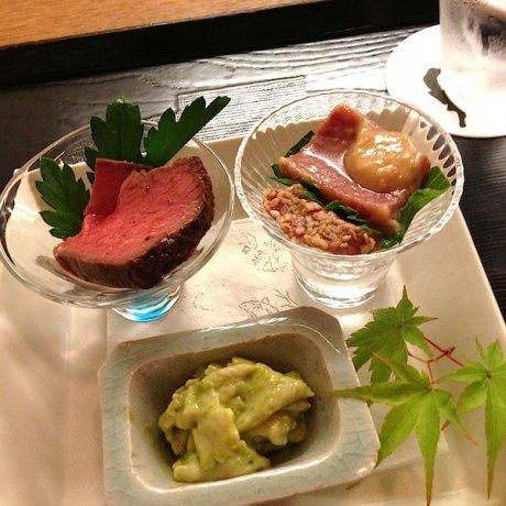 京都 京洛肉料理 いっしん(中)