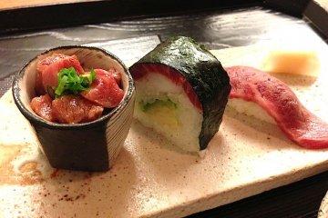 京都 京洛肉料理 いっしん(下)