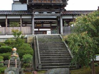 萬慶寺(ばんけいじ)