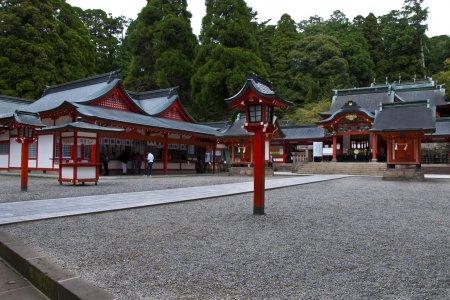 Đền Kirishima