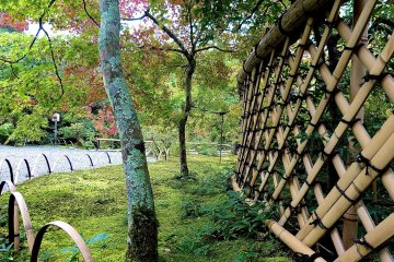 Templo Koetsu-ji, Quioto