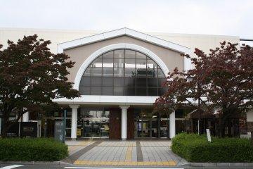 Maebashi Station