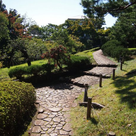 สวนโทโนกะยะโตะในโคคุบุนจิ
