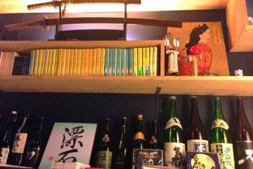 Shishin Samurai Cafe and Bar