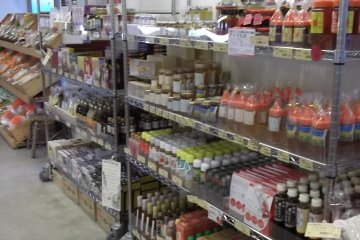 Juices, wines, liquors, oils, beers and vinegars