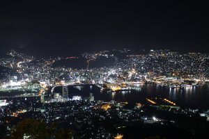 長崎:世界三大夜景就在這兒