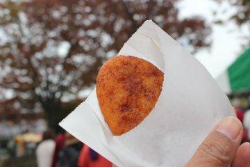 Famous dish: Zeri-furai