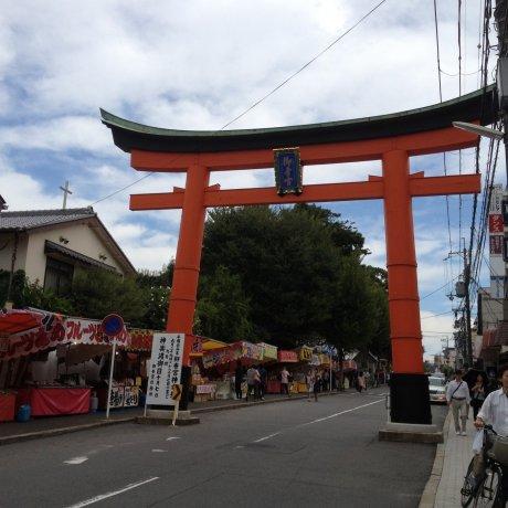 京都/御香宮神社