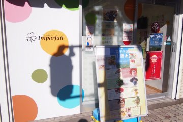 Imparfait: A small, unpretentious shop that specializes in pudding in tiny little jars.