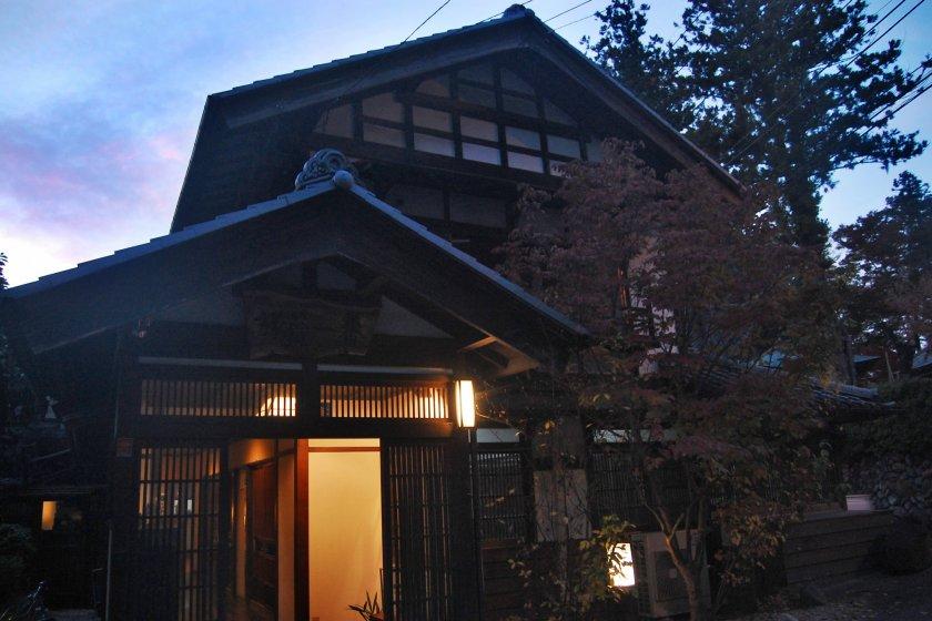 Selamat datang di Hatago Ichiban.