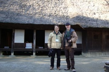 Special thanks to Mr. Masanori Takeuchi of the KSGG. He guided me the entire day and was full of knowledge, hospitality, and good will!