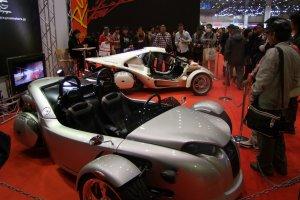 Bizarre concept cars