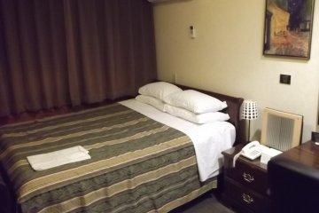 โรงแรมกาสท์ฮอฟ คาโกชิมะ