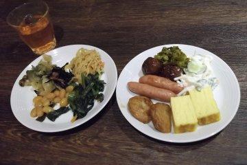 <p>My breakfast</p>