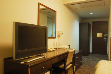 Facilities in the guestroom