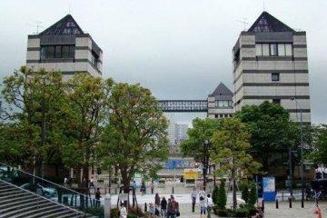 横滨标志性地标建筑