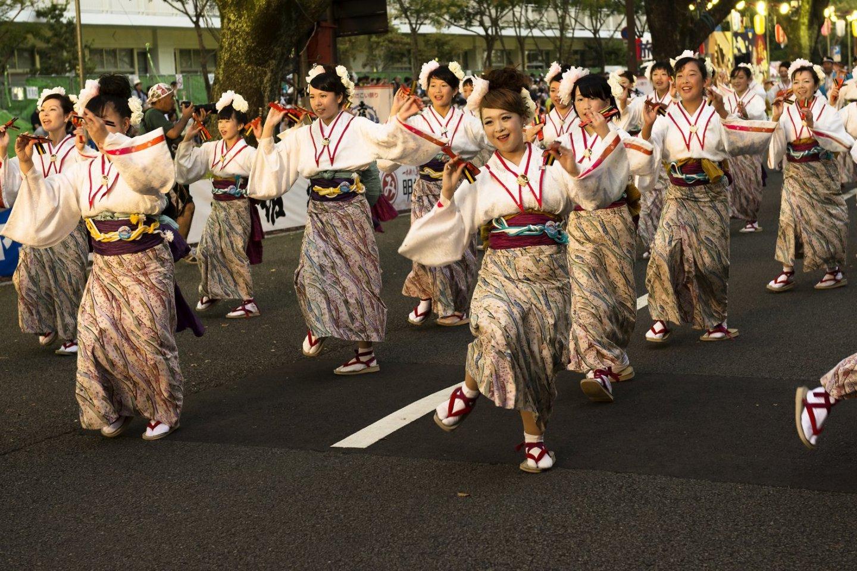 Lễ hội Yosakoi tại Kochi