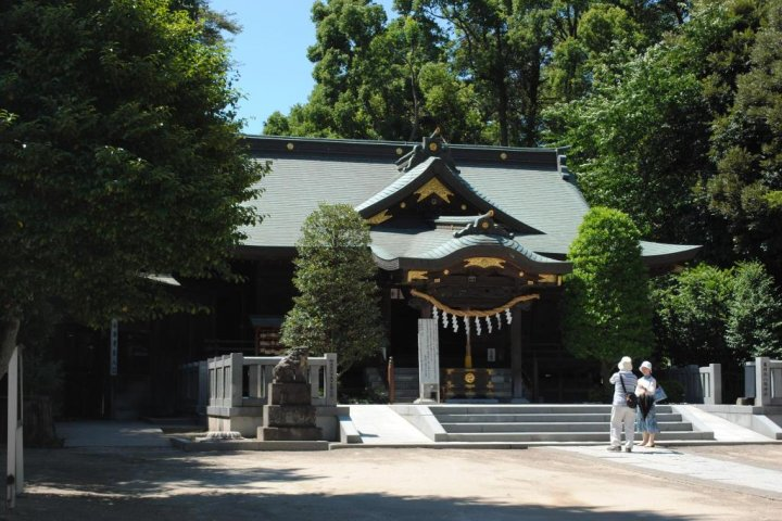 Kasukabe Hachiman Shrine