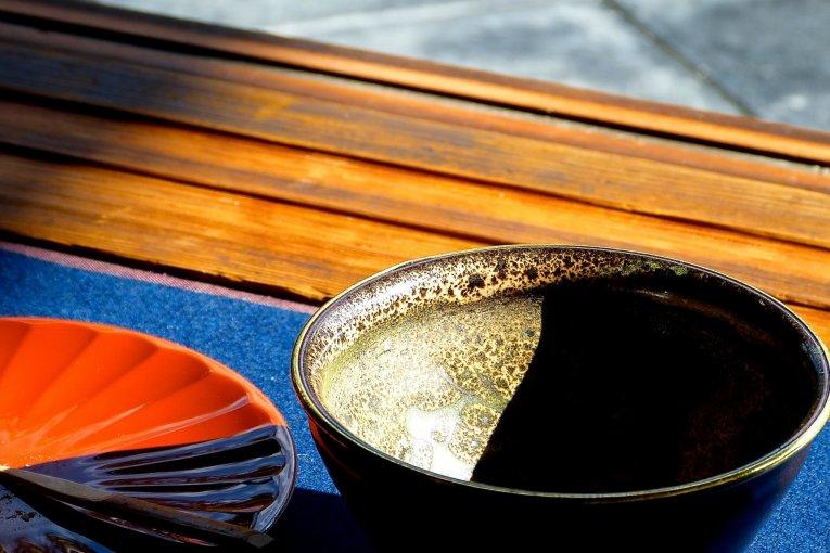 京都 二条城・和楽庵