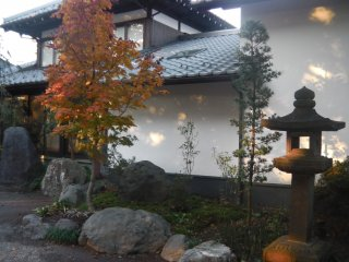Japanese temples are rich in symbols, positioning, and design.