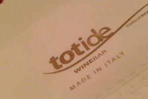 Totide - จากอิตาลี่