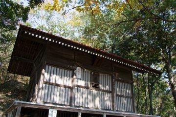 <p>Kotahira Shrine</p>