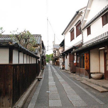 Kurashiki City - Honmachi Street