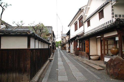 Along Honmachi Street