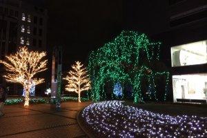 2013 京瓷總公司聖誕裝飾活動