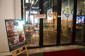 Cafe Asan in 2K540